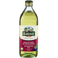 BASSO Olej z pestek winogron