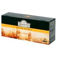 AHMAD TEA English Tea No. 1 Herbata czarna (25 tb.)