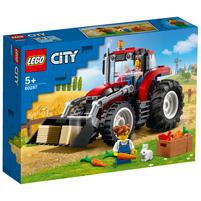 LEGO City Traktor 60287 (5+)