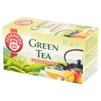 TEEKANNE Herbata zielona z imbirem o smaku mango i cytryny (20 tb.)