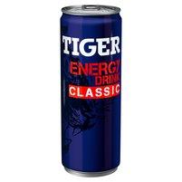 TIGER Energy Drink Classic Gazowany napój energetyzujący