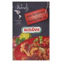 KOTANYI Sekrety Kuchni Amerykańskiej Kentucky Wings Mieszanka przypraw