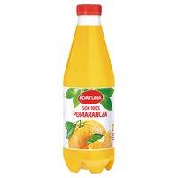 FORTUNA Sok 100% pomarańcza