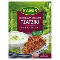KAMIS Kuchnie świata Przyprawa do sosu tzatziki