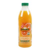 WIODĄCA MARKA Jafaden Sok ze świeżych pomarańczy z miąższem