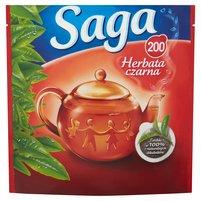 SAGA Herbata czarna (200 tb.)