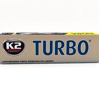 K2 Turbo Lekkościerna pasta woskowa do lakieru