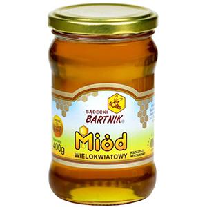 SĄDECKI BARTNIK Miód pszczeli wielokwiatowy (1)