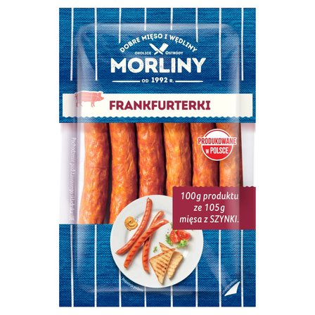 MORLINY Frankfurterki (1)