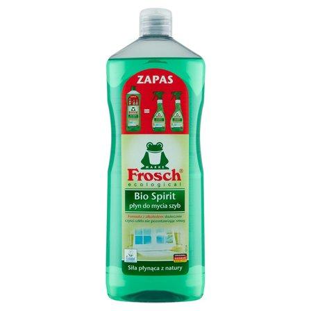 FROSCH Bio Spirit Płyn do mycia szyb (zapas) (1)