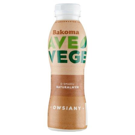 BAKOMA Ave Vege Napój owsiany o smaku naturalnym (1)