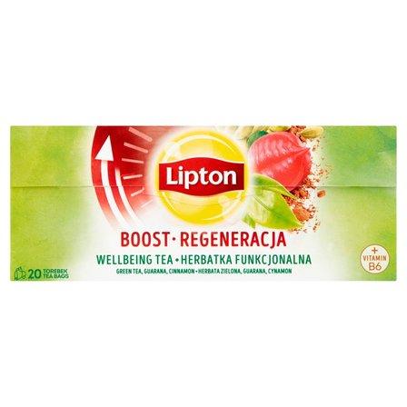 LIPTON Regeneracja Herbatka funkcjonalna (20 tb.) (2)