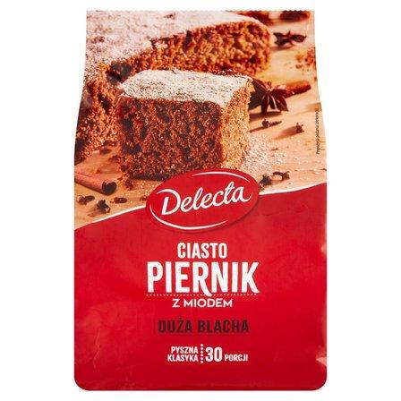 DELECTA Duża Blacha Piernik (1)