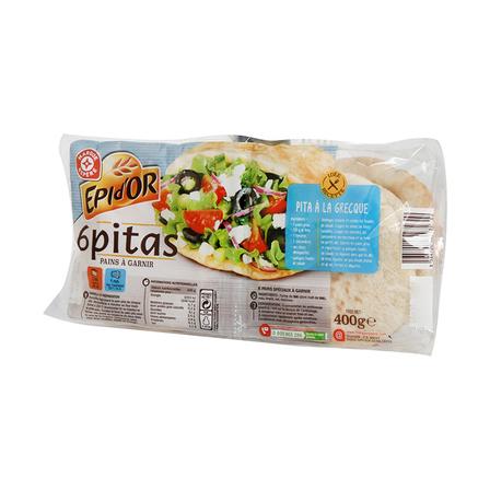 WIODĄCA MARKA Pita pszenna (6 szt.) (1)