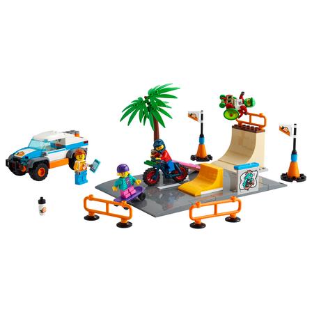 LEGO City klocki Skatepark Rampa 60290 (5+) (2)