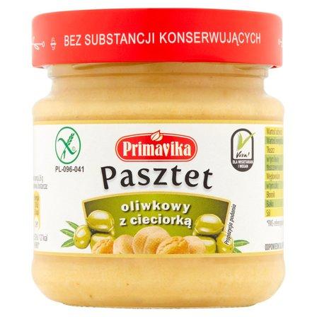 PRIMAVIKA Pasztet oliwkowy z cieciorką (4)