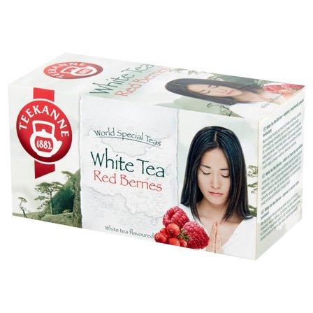 TEEKANNE World Special Teas Herbata biała o smaku żurawinowo-malinowym (20 tb.) (2)