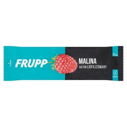 Frupp Liofilizowany baton malinowy 10 g (2)