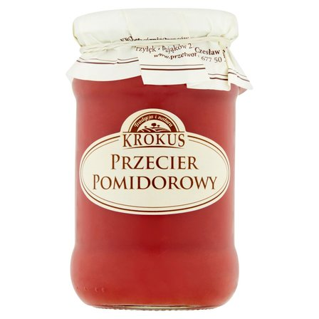 KROKUS Przecier pomidorowy (2)