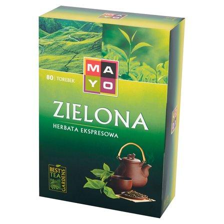 MAYO Zielona Herbata ekspresowa (80 tb.) (1)