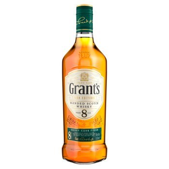 Grant's 8 Years Old Sherry Cask Finish Scotch Whisky 700 ml (1)
