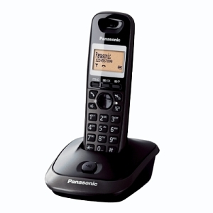 PANASONIC Telefon bezprzewodowy KX-TG2511 czarny (1)