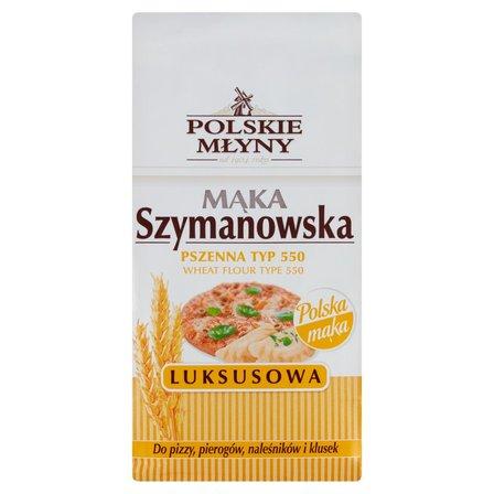 POLSKIE MŁYNY Mąka Szymanowska pszenna luksusowa typ 550 (2)