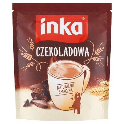 Inka Rozpuszczalna kawa zbożowa z czekoladą 200 g (1)