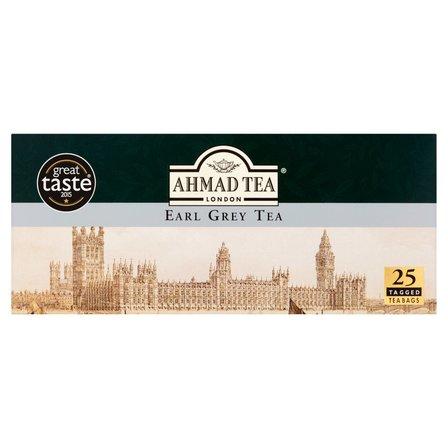 AHMAD TEA Earl Grey Herbata czarna (25 tb.) (2)