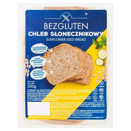 BEZGLUTEN Chleb słonecznikowy (1)