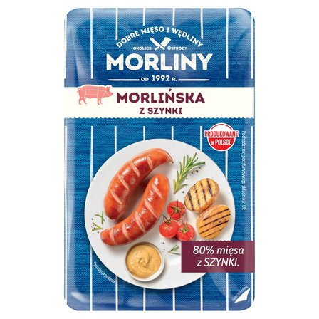 MORLINY Kiełbasa morlińska z szynki (1)