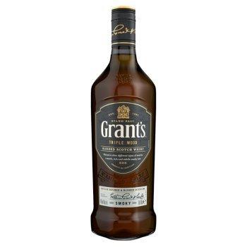 Grant's Triple Wood Scotch Whisky 0,7 l (1)