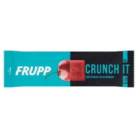 Frupp Liofilizowany baton wiśniowy 10 g (1)