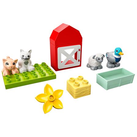 LEGO Duplo Zwierzęta gospodarskie 10949 (2+) (2)