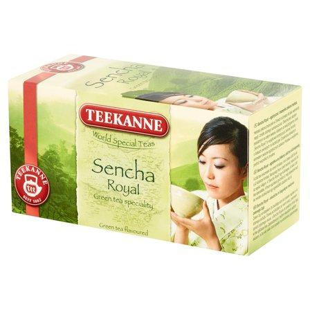 TEEKANNE World Special Teas Sencha Royal Herbata zielona o smaku owoców (20 tb.) (1)