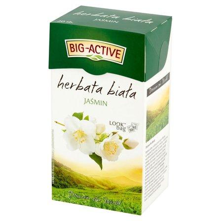 BIG-ACTIVE Herbata biała jaśmin (20 tb.) (1)