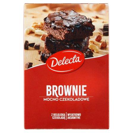 DELECTA Brownie mocno czekoladowe mieszanka do wypieku ciasta (2)