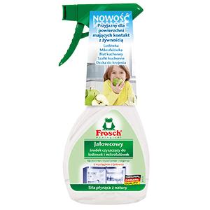 FROSCH Jałowcowy środek czyszczący do lodówek i mikrofalówek (1)
