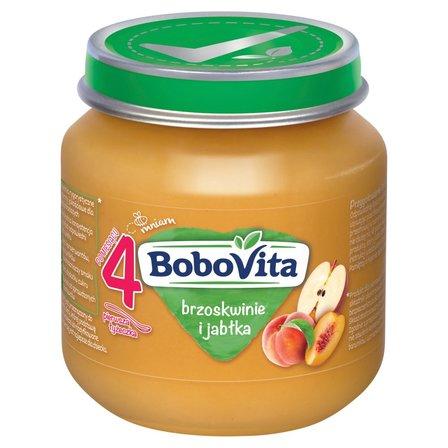 BOBOVITA Brzoskwinie i jabłka po 4. m-cu (1)