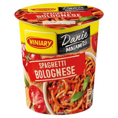 WINIARY Spaghetti bolognese (1)