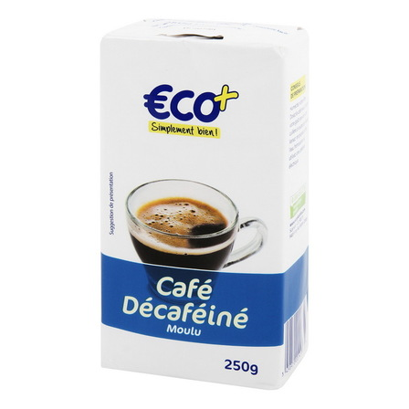 ECO+ Kawa mielona bezkofeinowa (1)