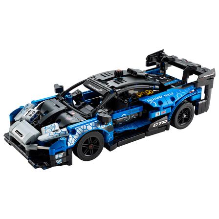 LEGO Technic Mclaren Senna GTR 42123 (10+) (2)