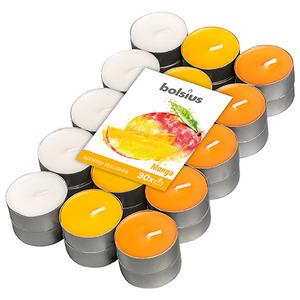 BOLSIUS Podgrzewacze zapachowe Mango (4h palenia) (1)