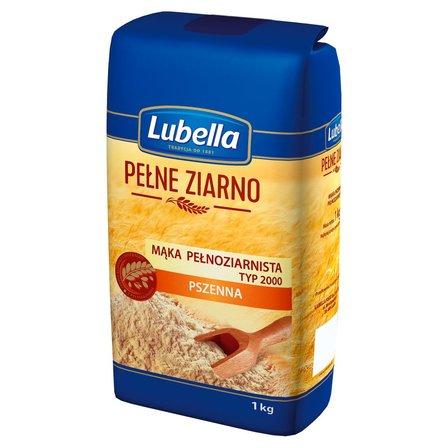 LUBELLA Pełne Ziarno Mąka pełnoziarnista pszenna (1)