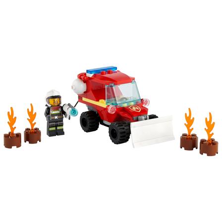 LEGO City Mały wóz strażacki, 60279 (5+) (2)