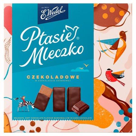 E. WEDEL Ptasie Mleczko czekoladowe (1)