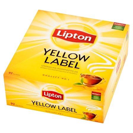 LIPTON Yellow Label Herbata czarna (92 tb.) (1)
