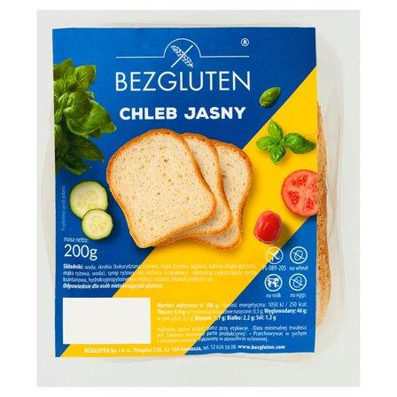 BEZGLUTEN Chleb jasny (1)