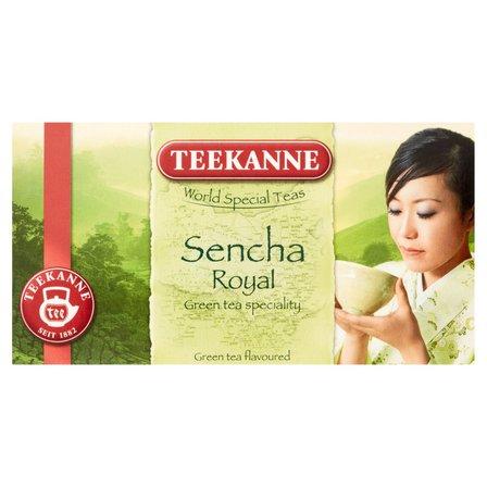 TEEKANNE World Special Teas Sencha Royal Herbata zielona o smaku owoców (20 tb.) (3)