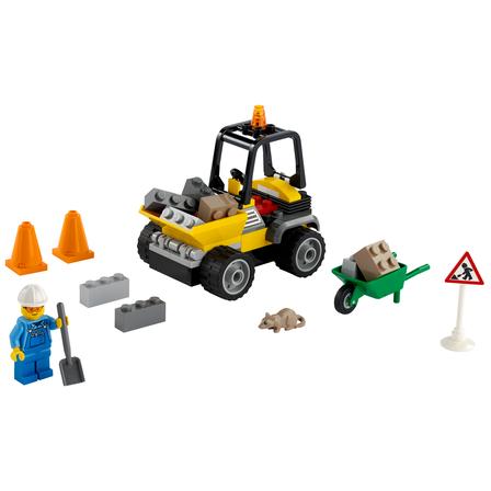 LEGO City Pojazd do robót drogowych 60284 (4+) (2)